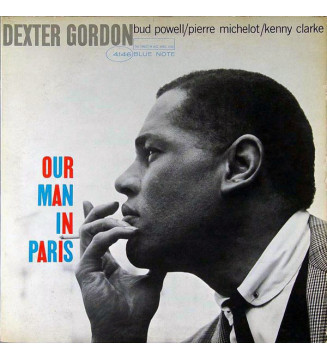 Dexter Gordon - Our Man In Paris (LP, Album, Mono) mesvinyles.fr