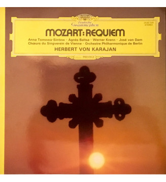 Mozart* - Anna Tomowa-Sintow, Agnès Baltsa*, Werner Krenn, José Van Dam, Chœur Du Singverein De Vienne*, Orchestre Philharmoniq