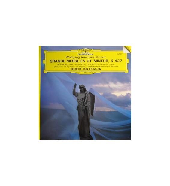 Wiener Singverein & Berliner Philharmoniker - Mozart - Grande Messe En Ut Mineur (LP)