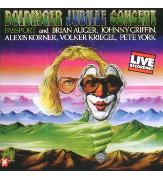 Passport (2) And Brian Auger, Johnny Griffin, Alexis Korner, Volker Kriegel, Pete York - Doldinger Jubilee Concert (LP, Album,