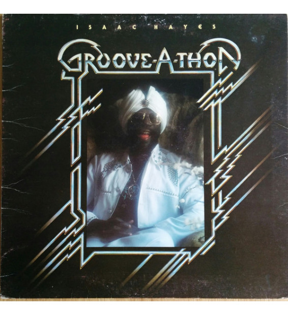 Isaac Hayes - Groove-A-Thon (LP, Album, Gat)