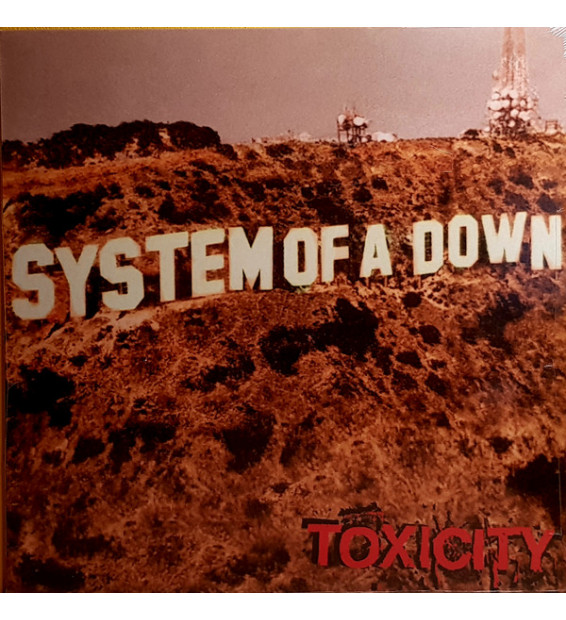 System Of A Down - Toxicity (LP, Album, RE) mesvinyles.fr