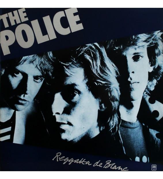 The Police - Reggatta De Blanc (LP, Album)