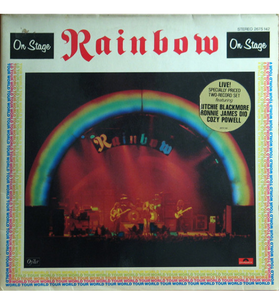 Rainbow - On Stage mesvinyles.fr