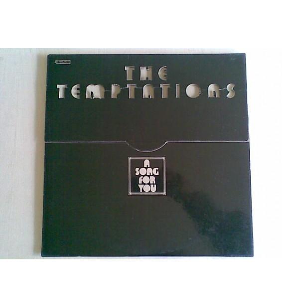 The Temptations - A Song For You (LP, Album, Die) mesvinyles.fr