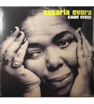 Cesaria Evora - Cabo Verde (2xLP, Album, RE)