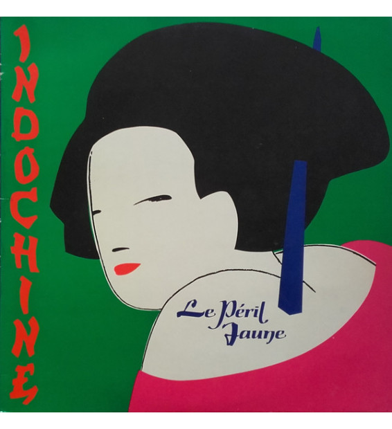 Indochine - Le Péril Jaune (LP, Album) mesvinyles.fr