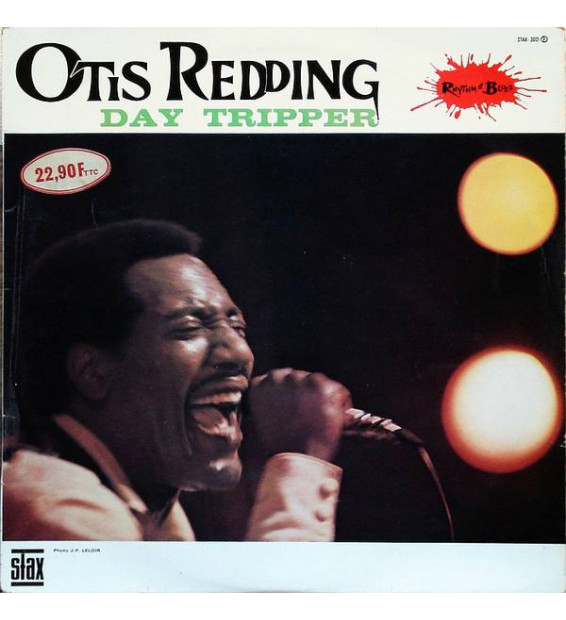 OTIS REDDING - Day Tripper mesvinyles.fr