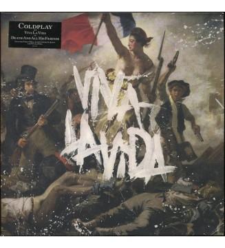 Coldplay - Viva La Vida Or Death And All His Friends (LP, Album, Gat) mesvinyles.fr