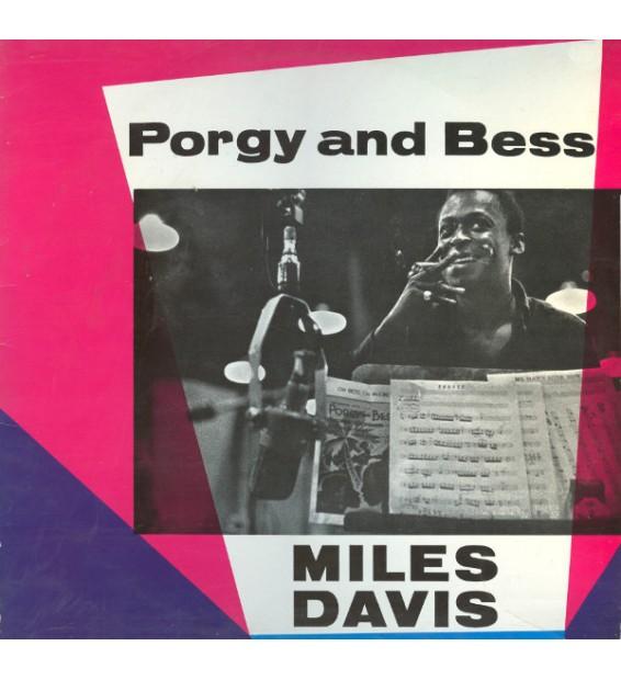 Miles Davis - Porgy And Bess (LP, Album, RE)