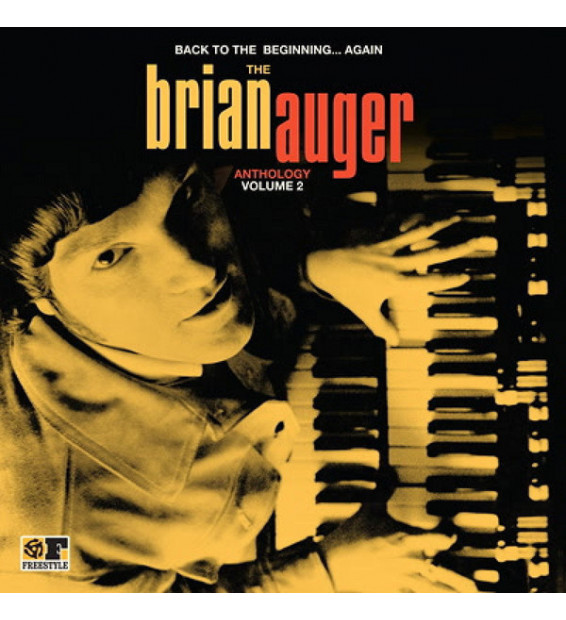 Brian Auger - Back To The Beginning...Again: The Brian Auger Anthology Volume 2 (2xLP, Comp)