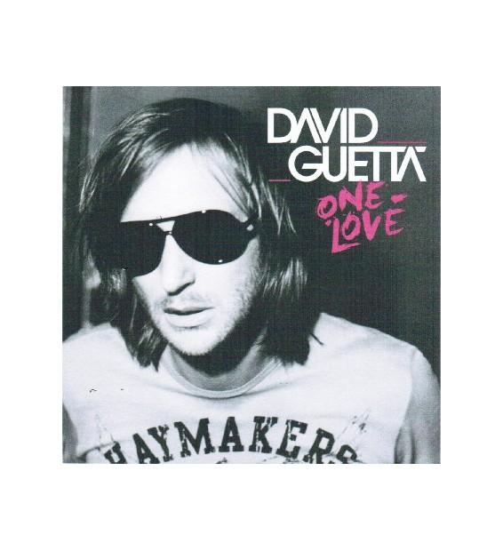 David Guetta - One Love (2xLP, Album)