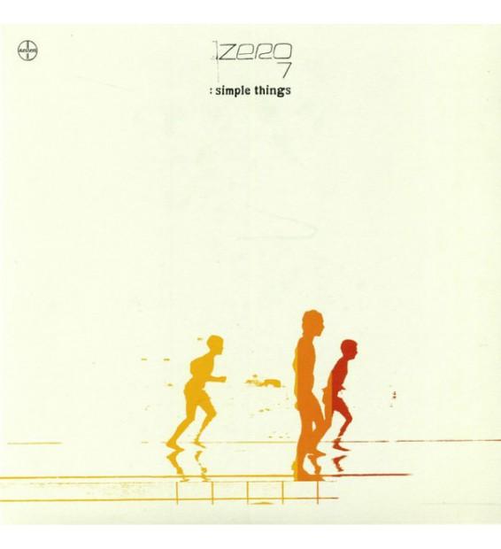 Zero 7 - Simple Things (2xLP, Album, RM, RP, 180)