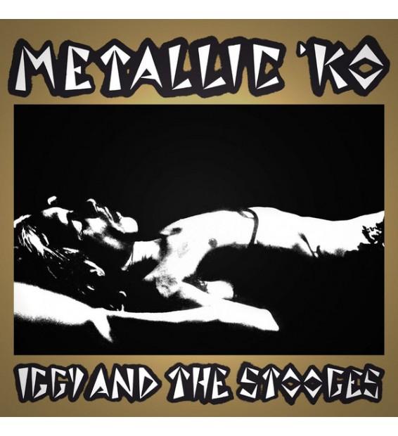 Iggy And The Stooges* - Metallic 'KO (LP, Album, Ltd, RE, RM, Met)