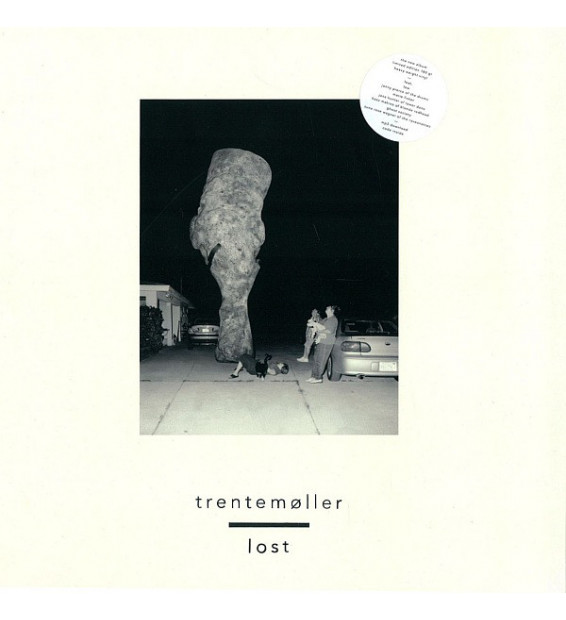 Trentemøller - Lost (2xLP, Album)