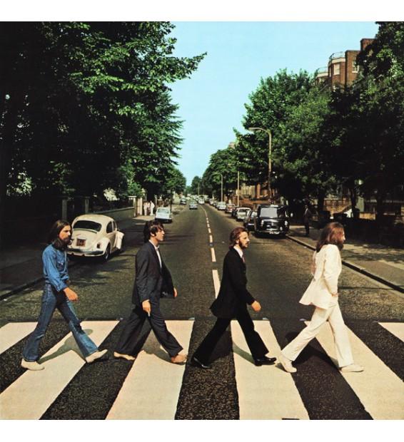 The Beatles - Abbey Road (LP, Album, RE, RM, 180)