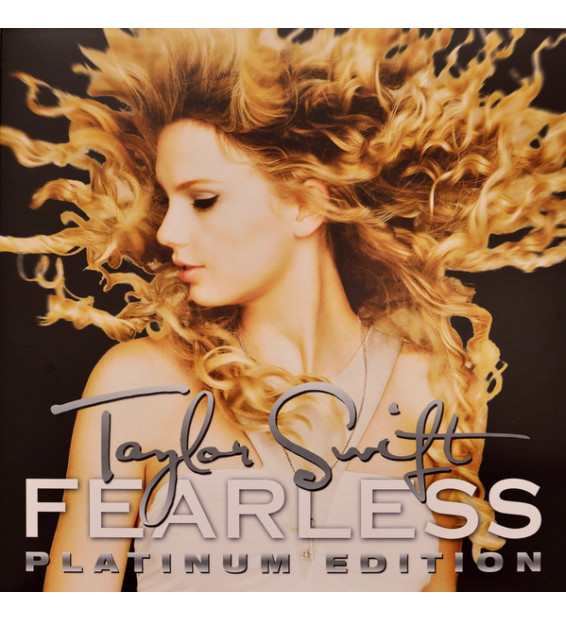 Taylor Swift - Fearless (Platinum Edition) (2xLP, Album, 180)