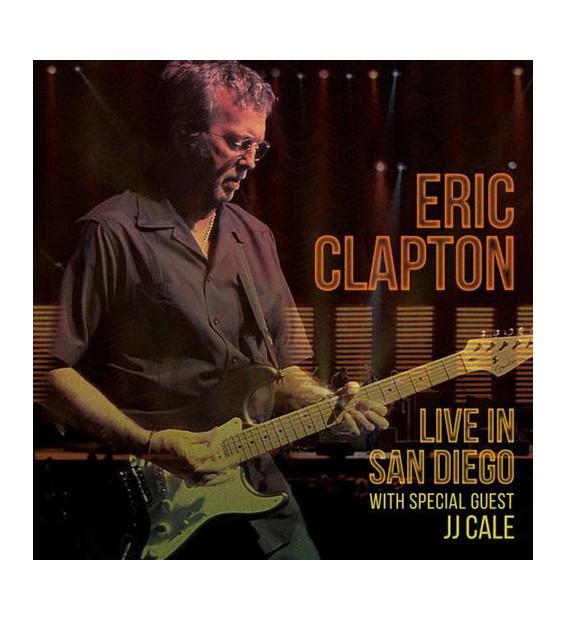 Eric Clapton - Live In San Diego (With Special Guest J.J. Cale) (3xLP, Album, Tri)