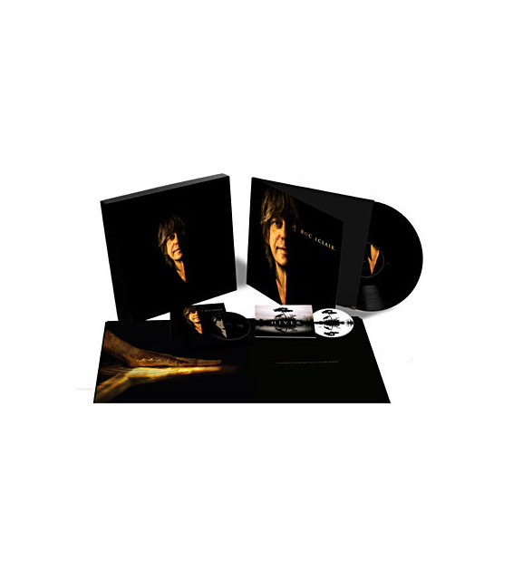 Jean-Louis Aubert - Roc'Eclair (Coffret Deluxe) (2xLP, Album, Ltd, gat + 2xCD, Album, Ltd + Box, Lt)