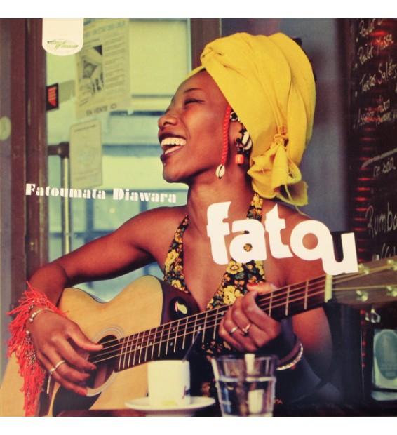 Fatoumata Diawara - Fatou (LP, Album, Gat)