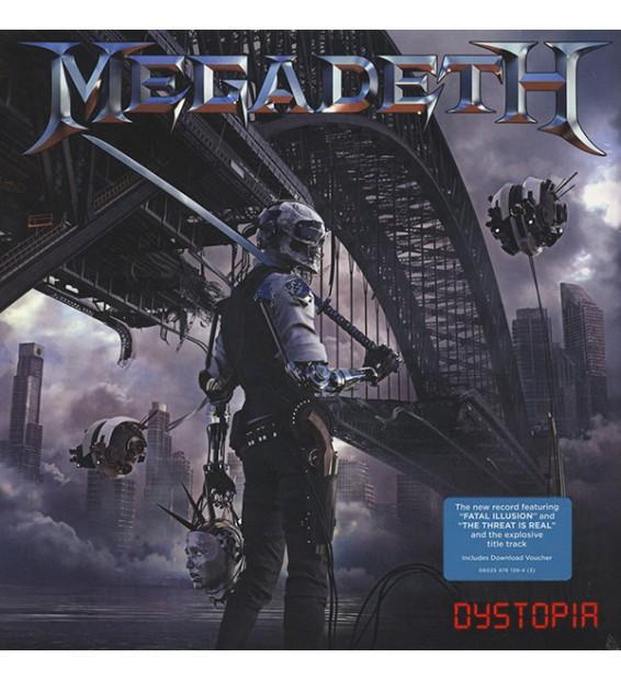 Megadeth - Dystopia (LP, Album) mesvinyles.fr