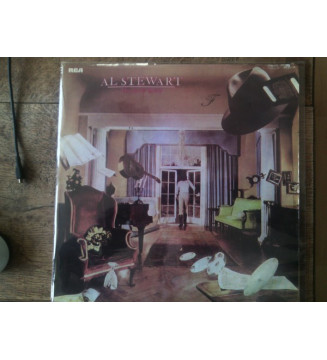 Al Stewart - The Early Years (LP, Comp, Card) mesvinyles.fr