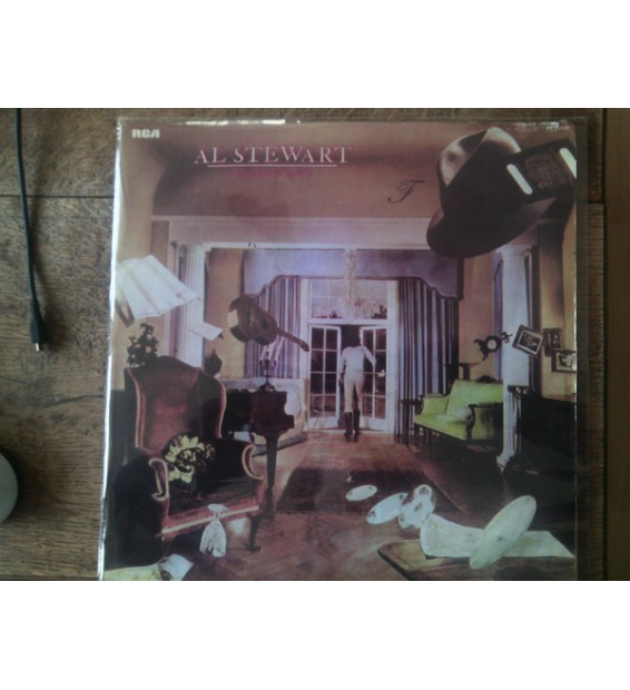 Al Stewart - The Early Years (LP, Comp, Card)