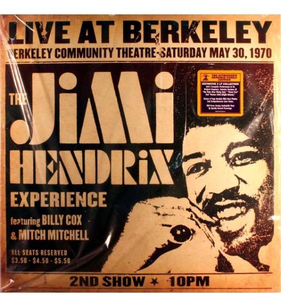 The Jimi Hendrix Experience - Live At Berkeley (2xLP, Album, Ltd, Num, RE, 200)