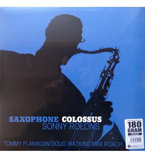 Sonny Rollins - Saxophone Colossus (LP, Album, RE, 180)