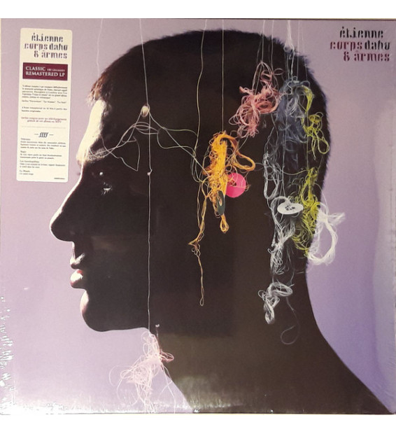 Etienne Daho - Corps & Armes (LP, Album, RE, RM, 180)