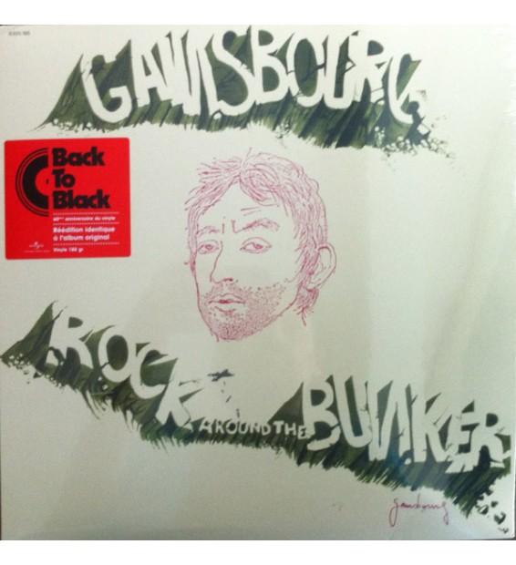Gainsbourg* - Rock Around The Bunker (LP, Album, RE, RM)