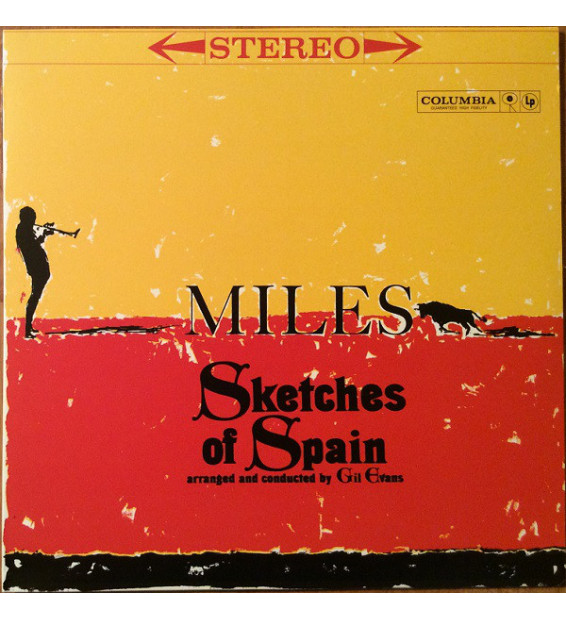 Miles* - Sketches Of Spain (LP, Album, RE, 180) mesvinyles.fr