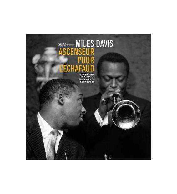 Miles Davis - Ascenseur Pour L'Échafaud (LP, Album, Dlx, Ltd, RE, 180)