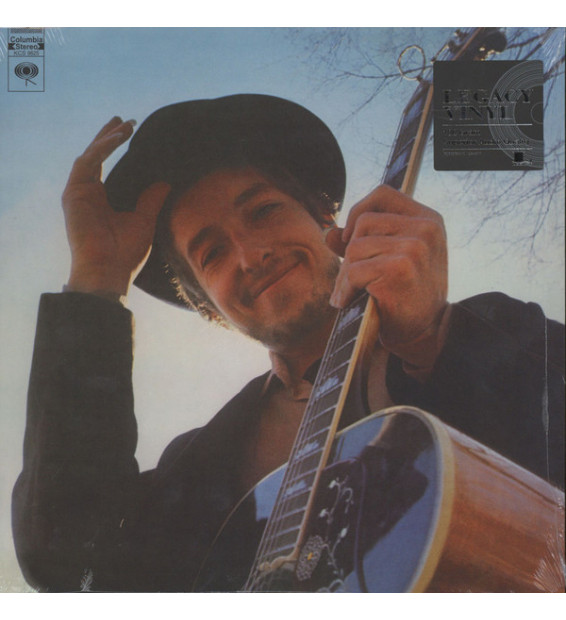Bob Dylan - Nashville Skyline (LP, Album, RE, RP, 180)