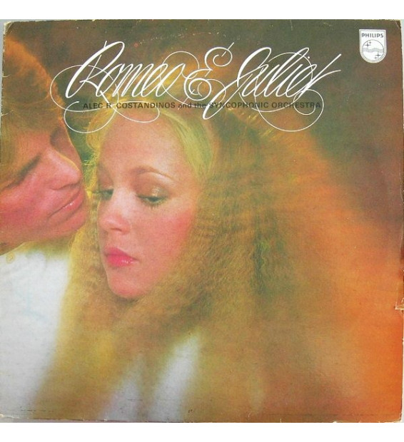Alec R. Costandinos And The Syncophonic Orchestra - Romeo & Juliet (LP, Album)