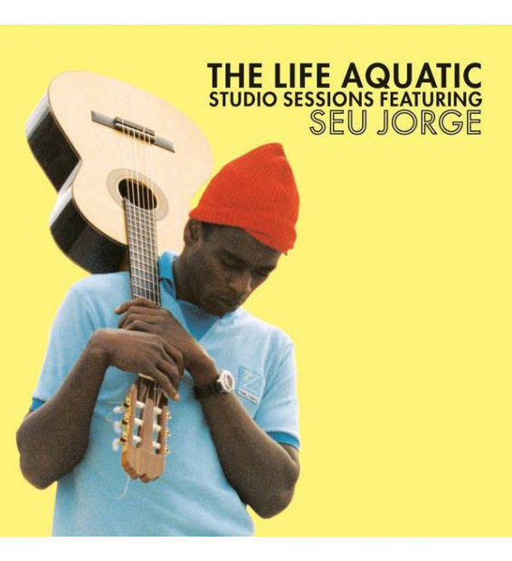 Seu Jorge ‎– The Life Aquatic Studio Session mesvinyles.fr