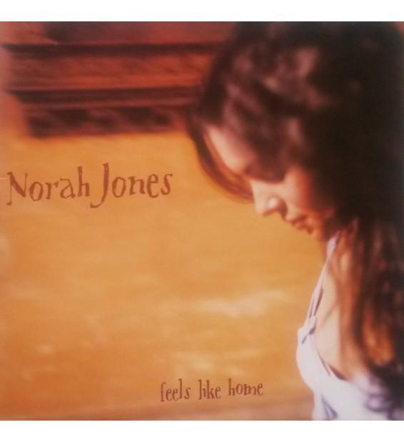 Norah Jones - Feels Like Home (LP, Album) mesvinyles.fr