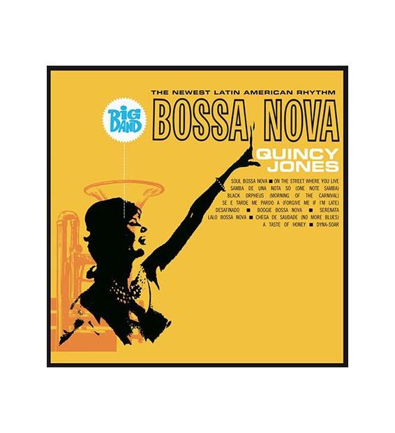 Quincy Jones - Big Band Bossa Nova (LP, Album, RE, 180)