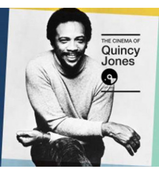 Quincy Jones - The Cinema of Quincy Jones (LP, Comp)