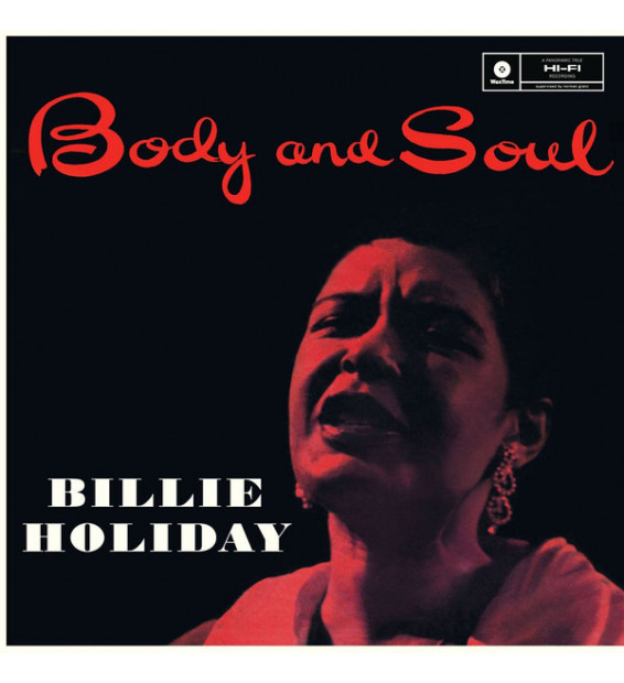 Billie Holiday - Body And Soul (LP, RE, 180)