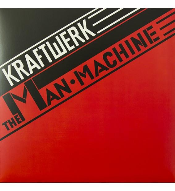 Kraftwerk - The Man•Machine (LP, Album, RE, RM)