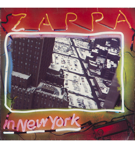 Zappa* - Zappa In New York (2xLP, Album) mesvinyles.fr
