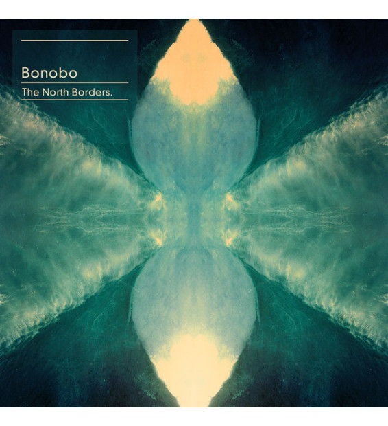 Bonobo - The North Borders (2xLP, Album, 180) mesvinyles.fr