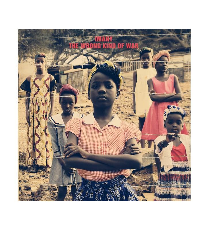 Imany (2) - The Wrong Kind Of War (2xLP, Album, Gat) mesvinyles.fr