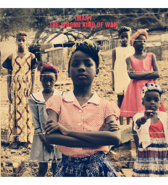 Imany (2) - The Wrong Kind Of War (2xLP, Album, Gat) mesvinyles.fr