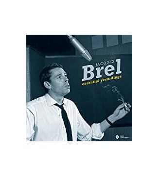Jacques Brel - Essential Recordings 1954-1962 (LP, Album, Comp)