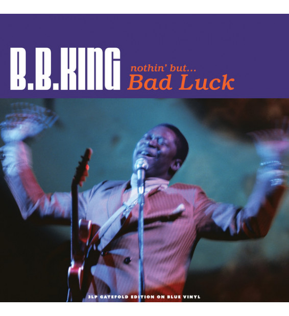 B.B. King - Nothin' But... Bad Luck (3xLP, Comp, Blu) mesvinyles.fr