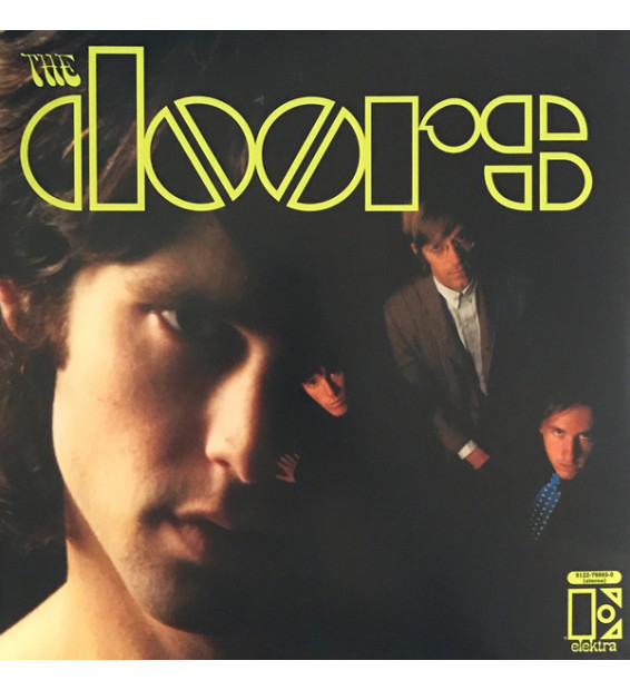 The Doors - The Doors (LP, Album, RE, 180) mesvinyles.fr