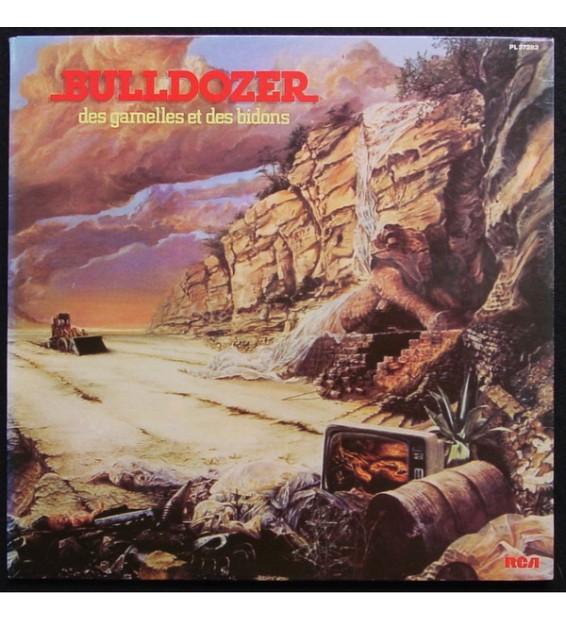 Bulldozer (3) - Des Gamelles Et Des Bidons (LP, gat)