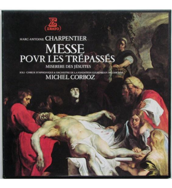 Marc Antoine Charpentier / Soli-Chœur Symphonique* & Orchestre De La Fondation Gulbenkian De Lisbonne*, Michel Corboz - Messe P